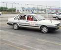 中航驾校教练车